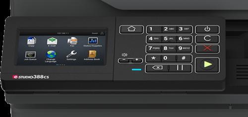 Toshiba E-Studio 338cs Mono Multifunctional Printer
